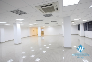 Brand new office for lease in West lake area, Hanoi