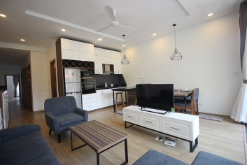 Modern apartment on the 3rd floor at No 22 lane 12/2/5 Dang Thai Mai st for rent