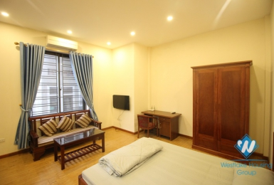 A relatively cheap studio on Doi Can street, Ba Dinh