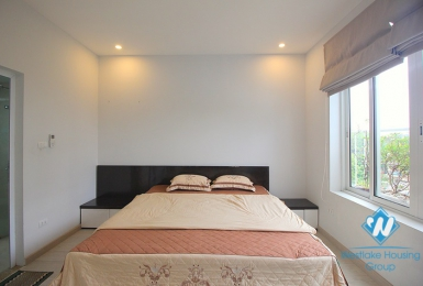 A two-bedroom duplex on Giang Vo street, Ba Dinh