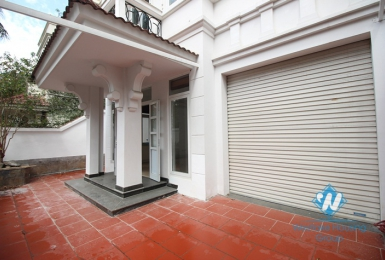 Good priced unfurnished villa for rent in Ciputra T Block