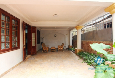 A spacious 3 bedroom house in Dang Thai Mai, Tay Ho, Ha Noi