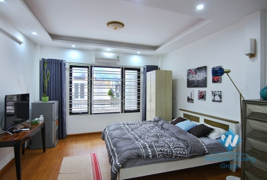 A new and bright apartment for rent in Nhat chieu, Tay ho