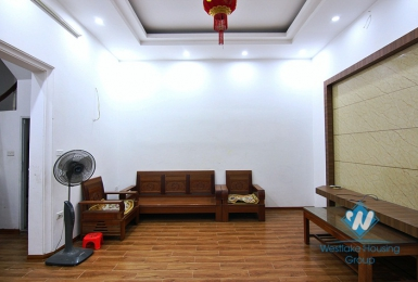 A cheap 3 bedroom house for rent in Au co, Tay ho