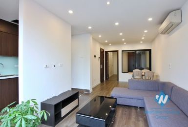 A brand new and bright1 bedroom apartment  for rent in Xuan dieu, Tay ho