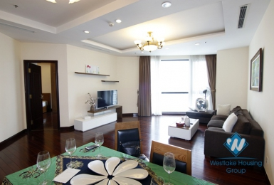 A bright and spacious 2 bedroom in Royal city, Ha noi