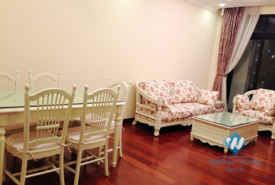 Comfortable apartment for rent in Royal City, Thanh Xuan, Ha Noi