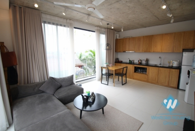Really nice one bedroom apartment for rent in Hai Ba Trung , Dong Da district, Ha Noi