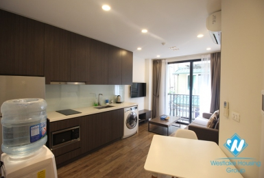 Good deal for 1 bedroom apartment for rent in To ngoc van, Tay ho, Hanoi