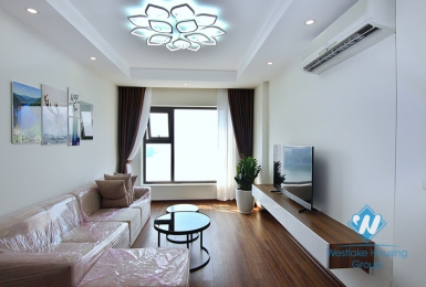 A brand new 3 bedroom apartment for rent in Xuan dieu, Tay ho