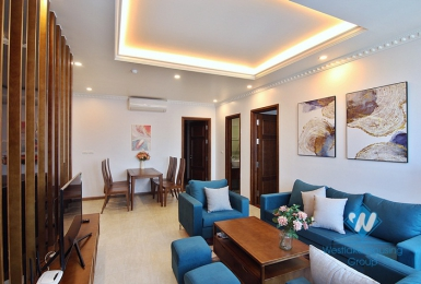 A brand new 2 bedroom apartment for rent in Nghi tam, Tay ho, Ha noi