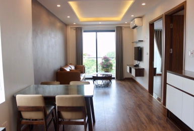 A newly 1 bedroom apartment for rent in Xuan la. Tay ho, Hanoi