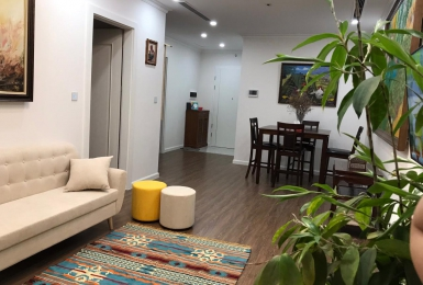 Good price 2 bedroom apartment for rent in Sunshine Riverside, Tay ho