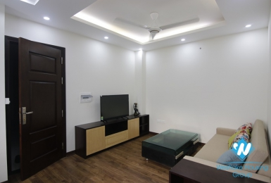 A modern 1 bedroom apartment for rent in Dong Da, Hanoi