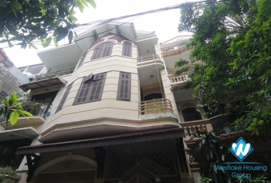A spacious 5 bedroom house for rent in Ba dinh, Ha noi
