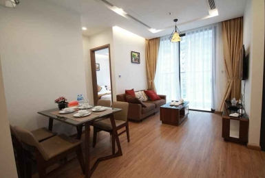 Nice 1-bedroom apartment for rent in Ba Dinh