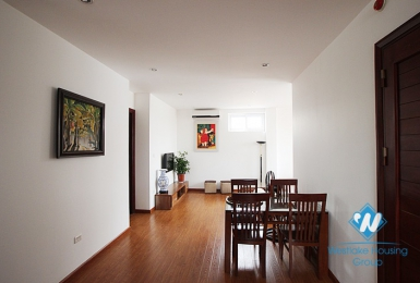 A beautiful shiny 2 bedroom with sweet balcony for rent on Tay Ho