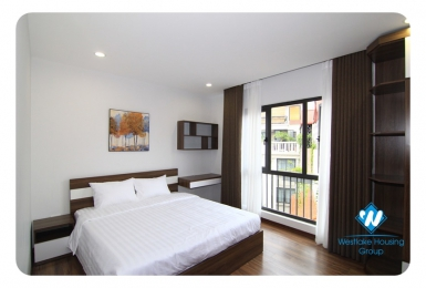 Modern 1-bedroom apartment on Dao Tan Str