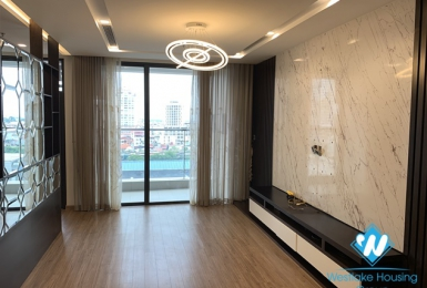 A nice 4 bedroom apartment for rent in Metropolis, Ba dinh, Hanoi