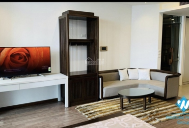 A brand new 1 bedroom apartment for rent in Sun plaza, Ba dinh, Ha noi