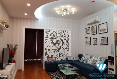 A good price 1 bedroom apartment for rent in Royal city, Thanh Xuan, Hanoi
