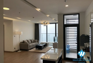 Newly 4 bedroom apartment for rent in Metropolis, Ba dinh, Hanoi