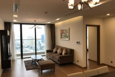 A good quality 2 bedroom apartment for rent in Metropolis, Ba dinh, Hanoi
