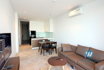 A 1 bedroom apartment by the West Lake side is for rent