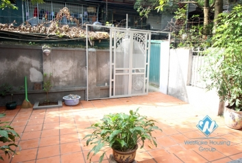 A new 4 bedroom house for rent in Ba dinh, Ha noi