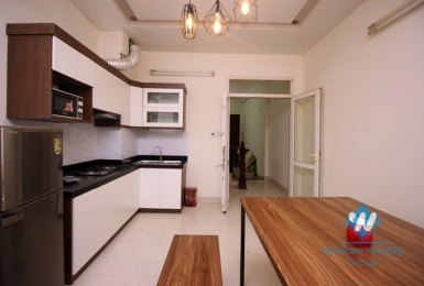 An affordable 6 bedroom house for rent in Ba dinh, Ha noi