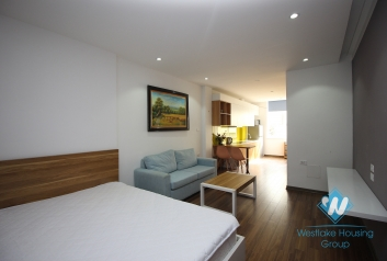 Nice and modern furniture apartment for rent in Dong Da District