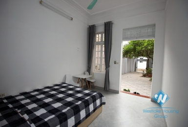 A nice house with big garden for rent in Tay ho, Ha noi