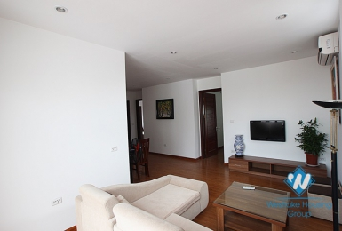 02 bedroom rental apartment in a quiet place in Tay ho district, Hanoi- fully furnished