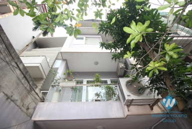 Modern, fully furnished house for rent in Tay Ho, Hanoi