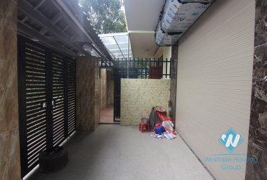 Newly built house for rent in Tay Ho, Hanoi