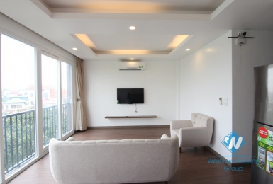 An elegant 2 bedroom apartment for rent near To Ngoc Van Street