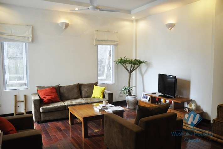 Nice and good quality 2 bedrooms apartment for rent in Tay Ho - Westlake Hanoi, Vietnam
