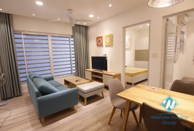 A lovely and new apartment for rent in Dao tan, Ba dinh, Ha noi