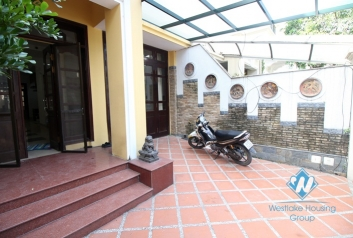 Cosy house for rent in C Block, Ciputra, Tay Ho District, Hanoi