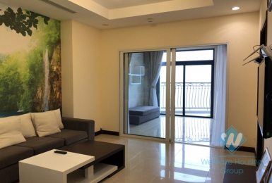 A brand new apartmnet for rent in Royal City, Hanoi