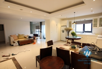 Brand new and modern apartment for rent in Giang Vo, Ba Dinh, Hanoi