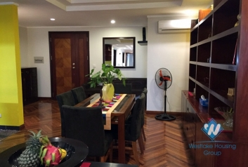 A beautiful apartment for rent in G , Ciputra international Ha Noi City