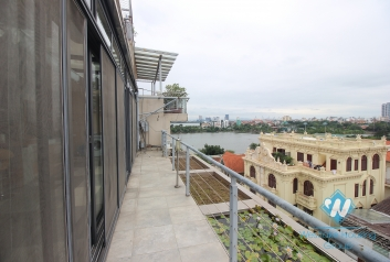 High quality class apartment for rent in Tay Ho, hanoi