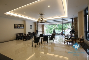 An office, cafe shop for rent in Yen phu village, Tay ho, Ha noi