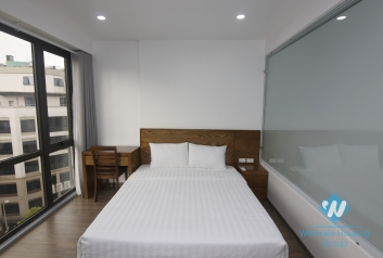 Serviced 1 bedroom apartment in Cau Giay near IPH