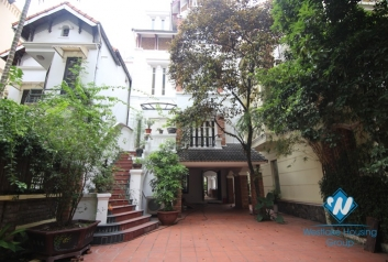 Stunning villa with swimming pool for rent in Tay Ho, Hanoi