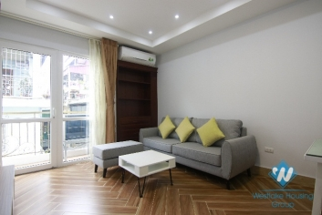 An apartment with 01 bedrooms for rent in Hoan Kiem district