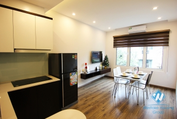 Brand new one bedroom apartment for rent in Ba Dinh district, Ha Noi
