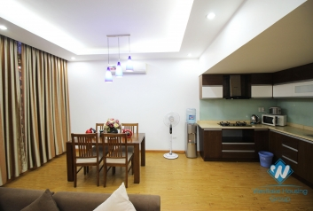 Quality apartment for rent in Kim ma street, Ba Dinh area