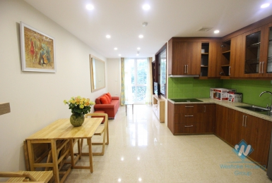 A 1 bedrooms apartment available in Ba dinh, Ha noi